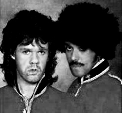 gary moore and phil lynott